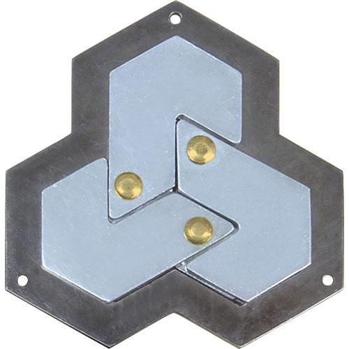 HEXAGON HANAYAMA CAST PUZZLES