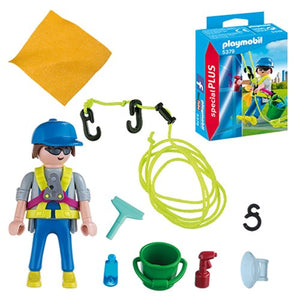 Playmobil - Window Cleaner 5379