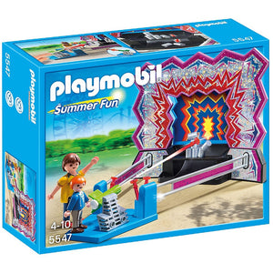 Playmobil - Tin Can Shooting Game 5547