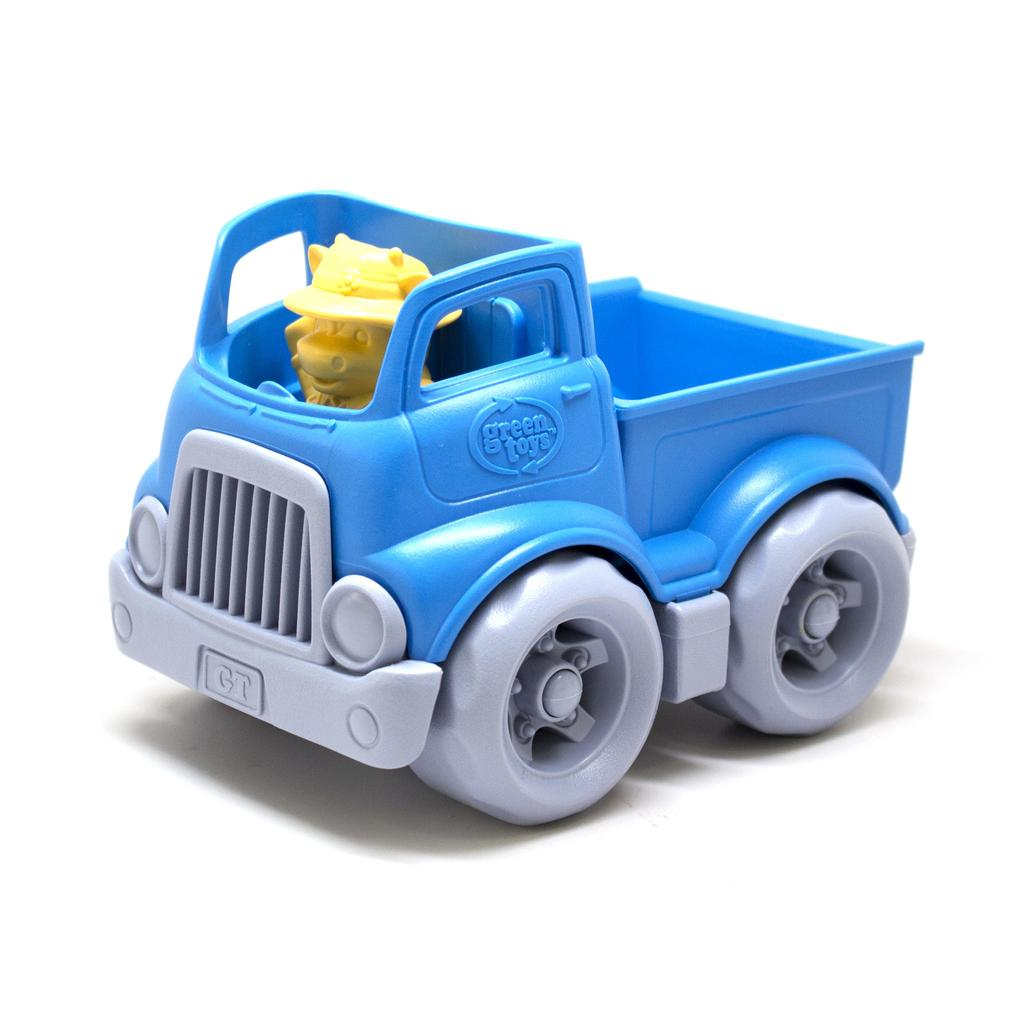 GREEN TOYS - PICKUP TRUCK WITH CHARACTER