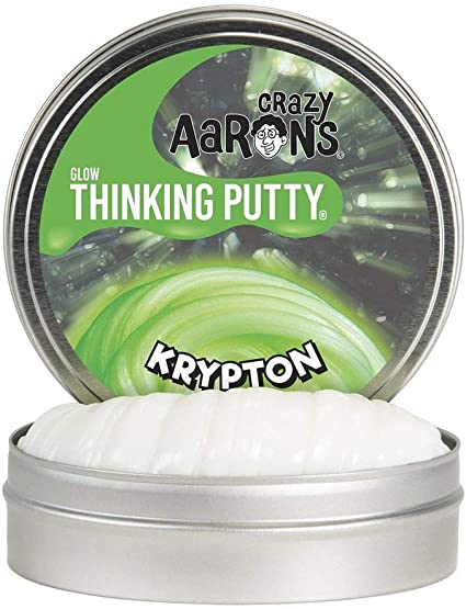 "KRYPTON GLOW IN DARK 2"" TIN"
