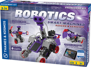 Robotics: Smart Machines - Rovers & Vehicles
