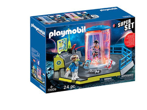 Playmobil - SuperSet Galaxy Police Rangers 70009