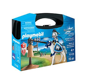 Playmobil - Knights Jousting Carry Case 70106