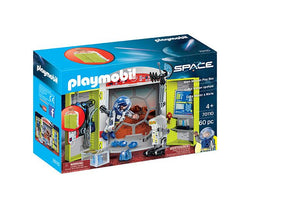Playmobil - Mars Mission Play Box 70110