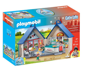 Playmobil - Take Along Diner 70111