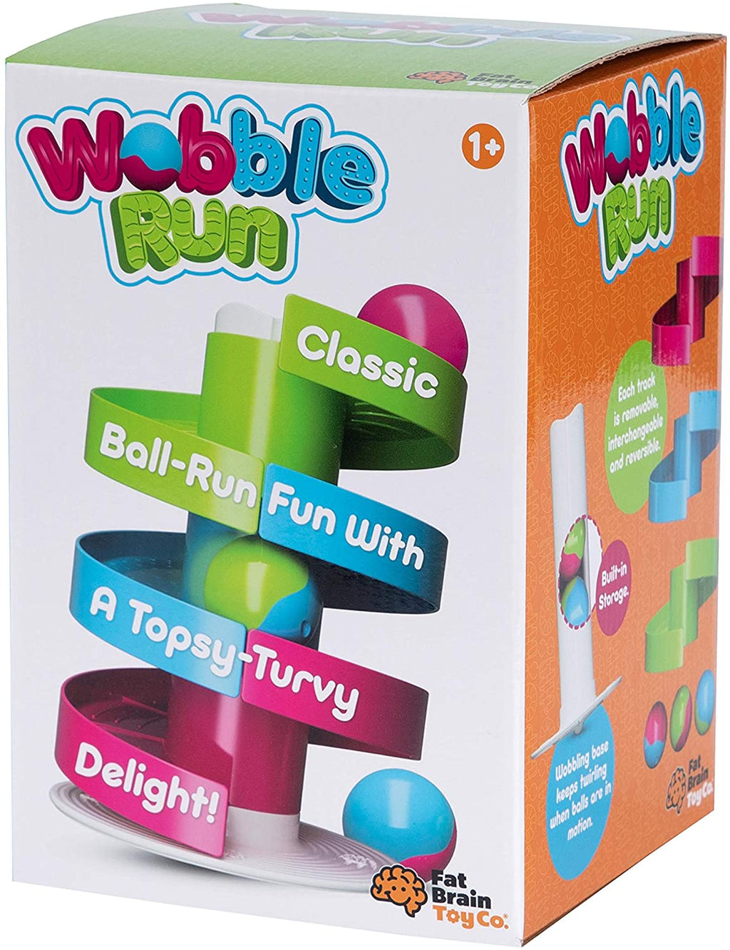 WOBBLE RUN