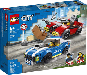 Lego - City - Police Highway Arrest 60242