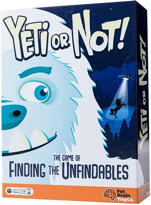 YETI OR NOT GAME