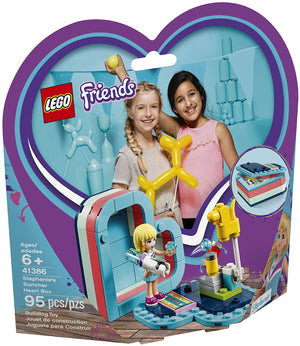 Lego - Friends - Stephanies Summer Heart 41386