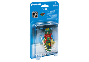 Playmobil - NHL Minnesota Wild Goalie 9038