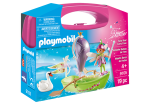 Playmobil - Fairy Boat Carrying Case 9105