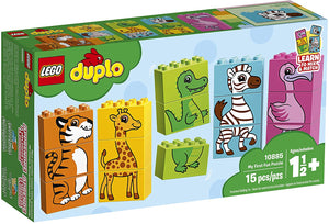 Lego - Duplo - My First Fun Puzzle 10885