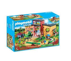 Playmobil - Tiny Paws Pet Hotel 9275