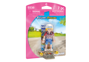 Playmobil - Skateboarder 9338