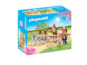 Playmobil - Wedding Carriage 9427