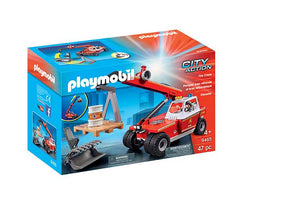 Playmobil - Fire Crane 9465
