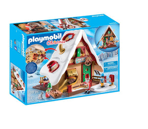 Playmobil - Christmas Bakery with Cookie Cutters 9493