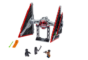 Lego - Star Wars - Sith Tie Fighter 75272