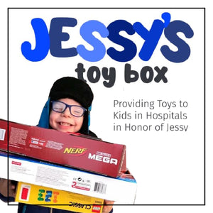 Jessy's Toy Box Donation