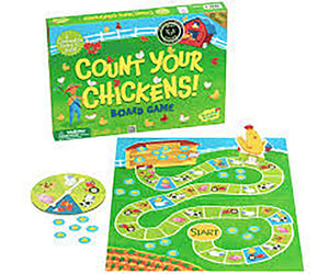 COUNT YOUR CHICKENS GAMES