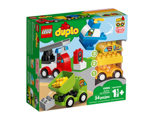 Lego - Duplo - My First Car Creations 10886