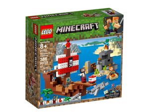 Lego - Minecraft - Pirate Ship Adventure 21152