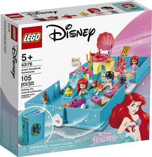 Lego - Disney - Ariels Storybk Advent 43176