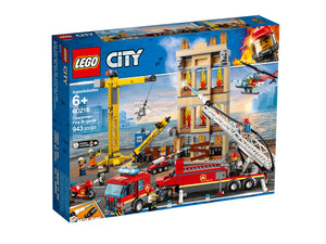 Lego - City - Downtown Fire Brigade 60216