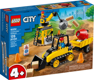 Lego - City - Construction Bulldozer 60252