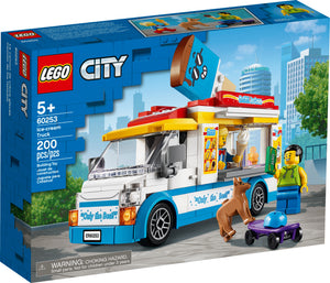 Lego - City - Ice Cream Truck 60253
