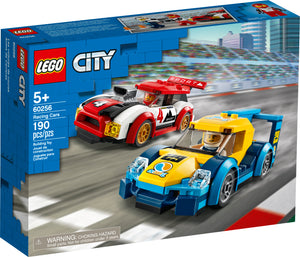 Lego - City - Racing Cars 60256