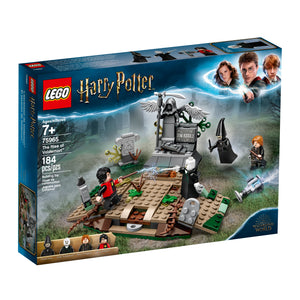 Lego - Harry Potter - The Rise Of Voldemort 75965