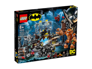 Lego - DC Super Hero - Batcave Clayface Invasion 76122