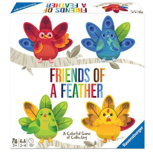FRIENDS OF A FEATHER GAME