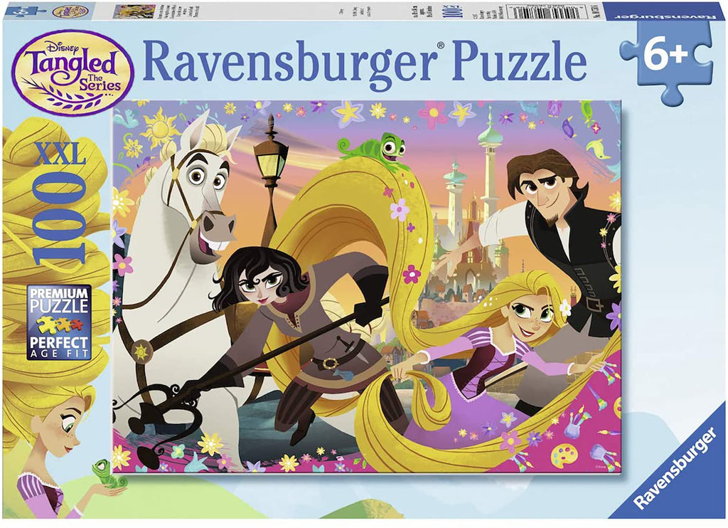 TANGLED TV SERIES 100 PC