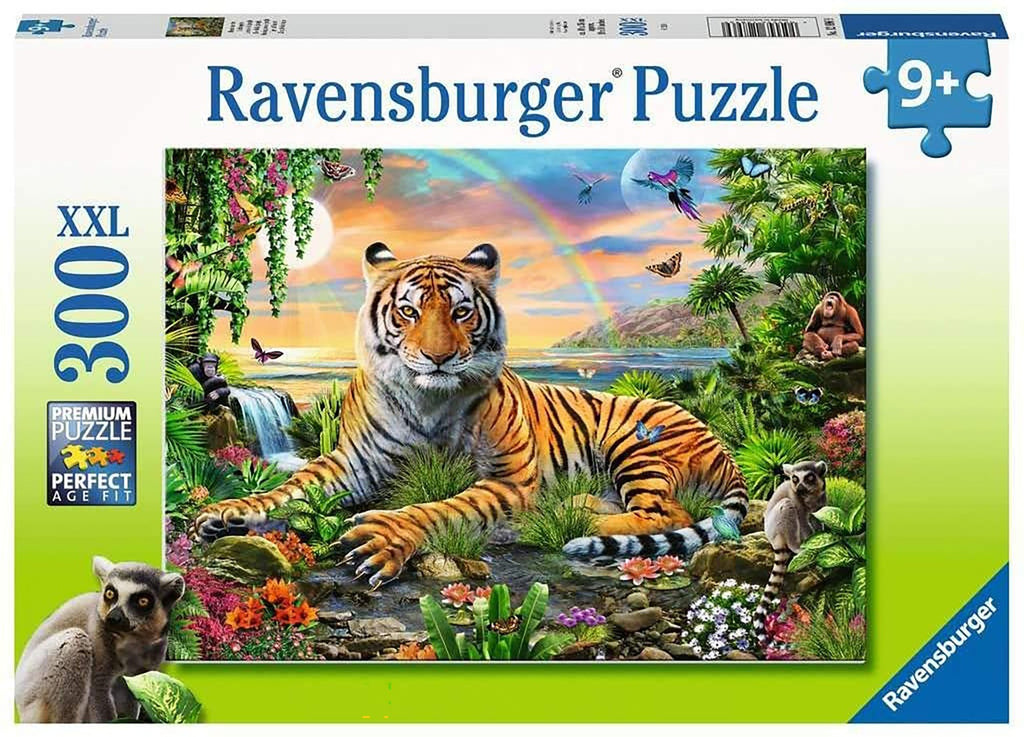 JUNGLE TIGER 300PC