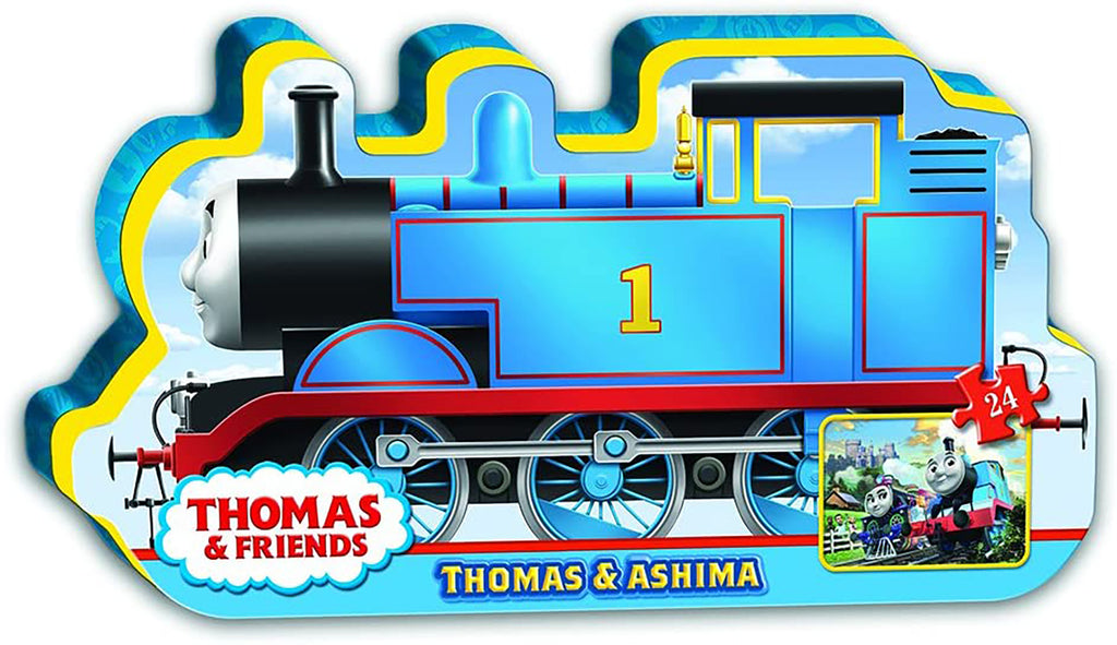 THOMAS AND ASHIMA PUZZLE 24 PC