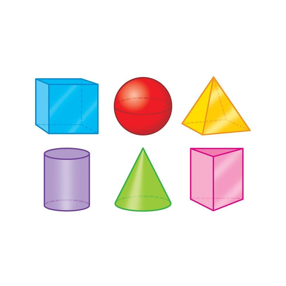 3-D SHAPES VARIETY