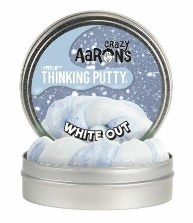 WHITE OUT THINKING PUTTY