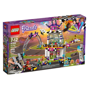 Lego - Friends - The Big Race Day 41352