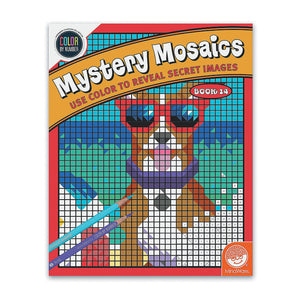 Mindware - Mystery Mosiacs Book 14