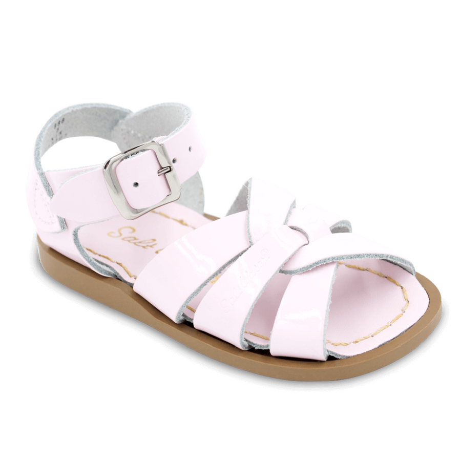 Salt Water Sandals :: Original Shiny Pink