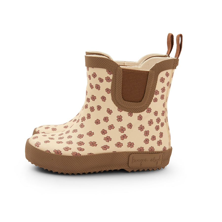 Konges Sloejd :: Welly Rubber Boots Buttercup Rosa