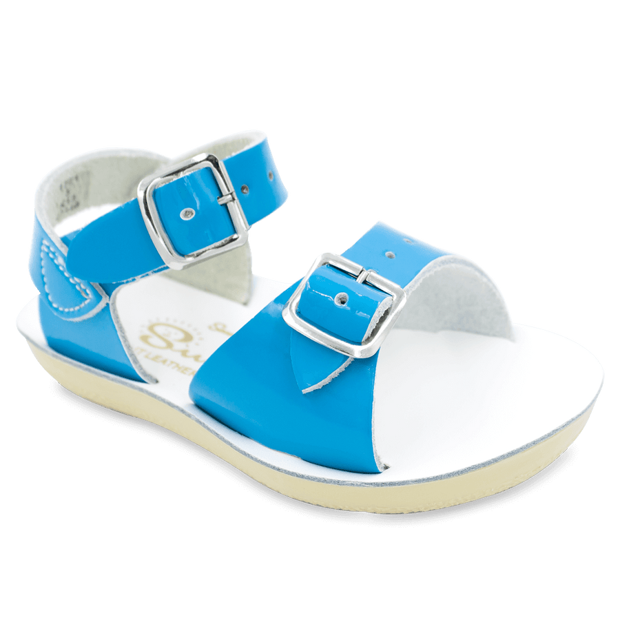Salt Water Sandals :: Surfer Turquoise