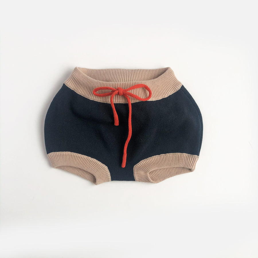 Mes Kids Des Fleurs :: Short With Pompom Navy