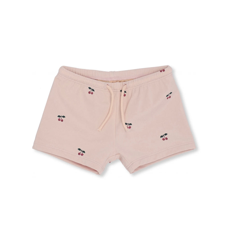 Konges Slojd :: Unisex Swim Shorts Cherry / Blush