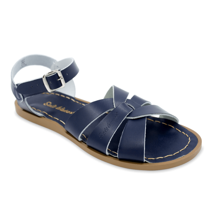 Salt Water Sandals :: Salt Water Mom Navy