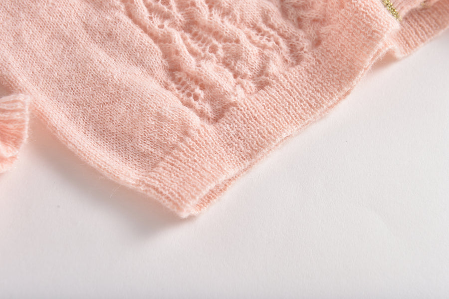 Louise Misha :: Pehma Cardigan Blush