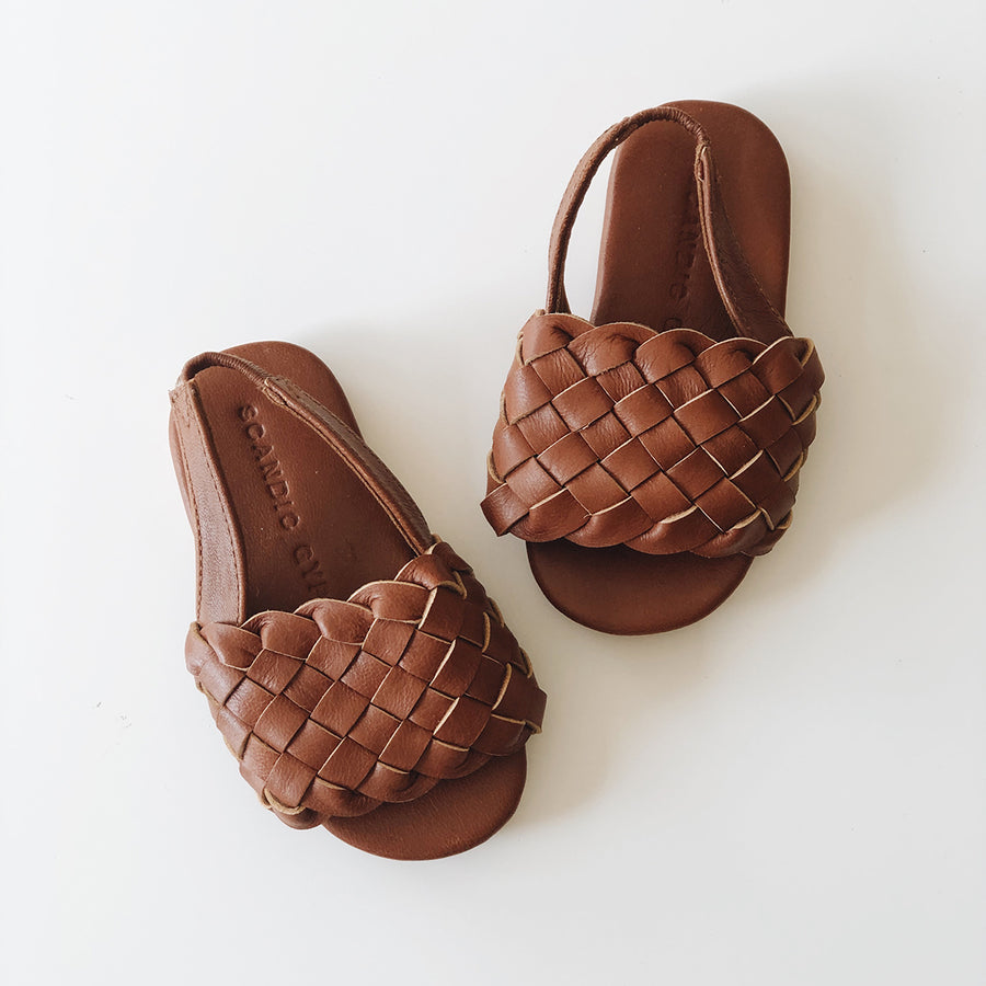 Scandic Gypsy :: Little Gypsy Sandal Summer Tan